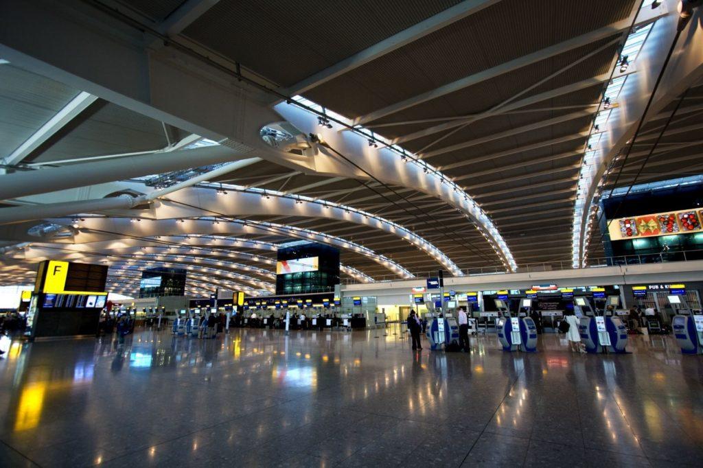 Терминал аеропорта