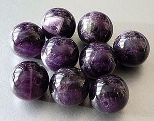 камень аметист - исцеление