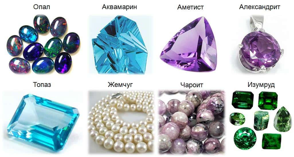 Какой камень подходит женщинам Ракам: выбор талисмана