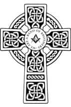 кельтский крест фото