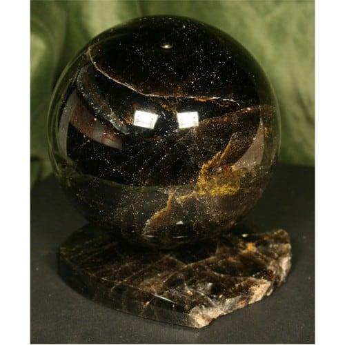 камень морион - целебные свойства