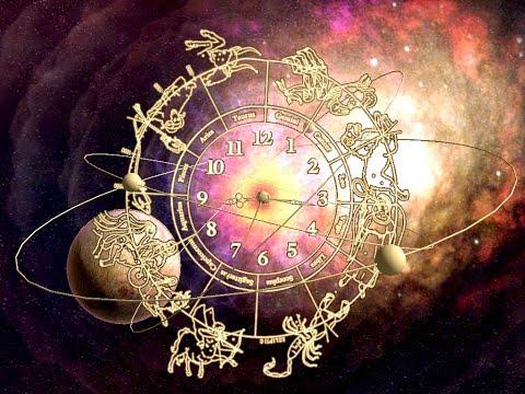знаки Зодиака на зодиакальном круге