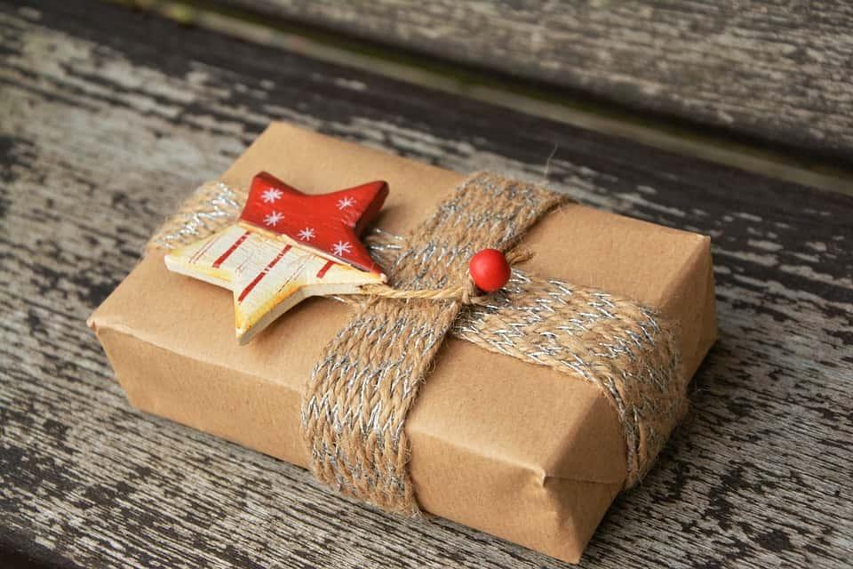 Запакованный подарок