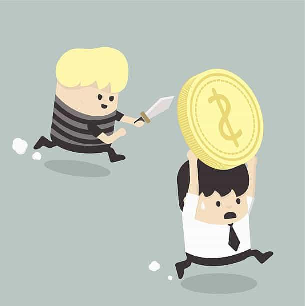 Украл монету