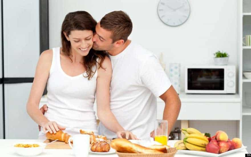 Готовка с мужем