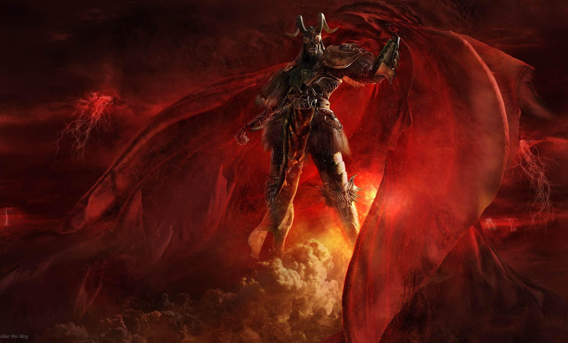 Дьявол в аду