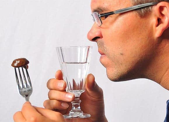 Запах водки