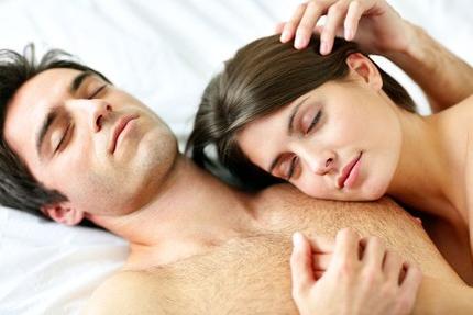 Сон на груди