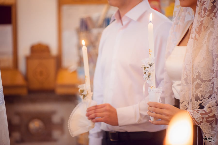 В церкве
