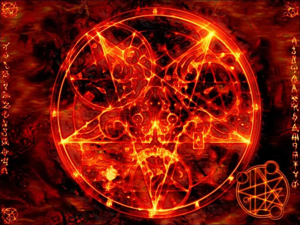 Дьявольская символика