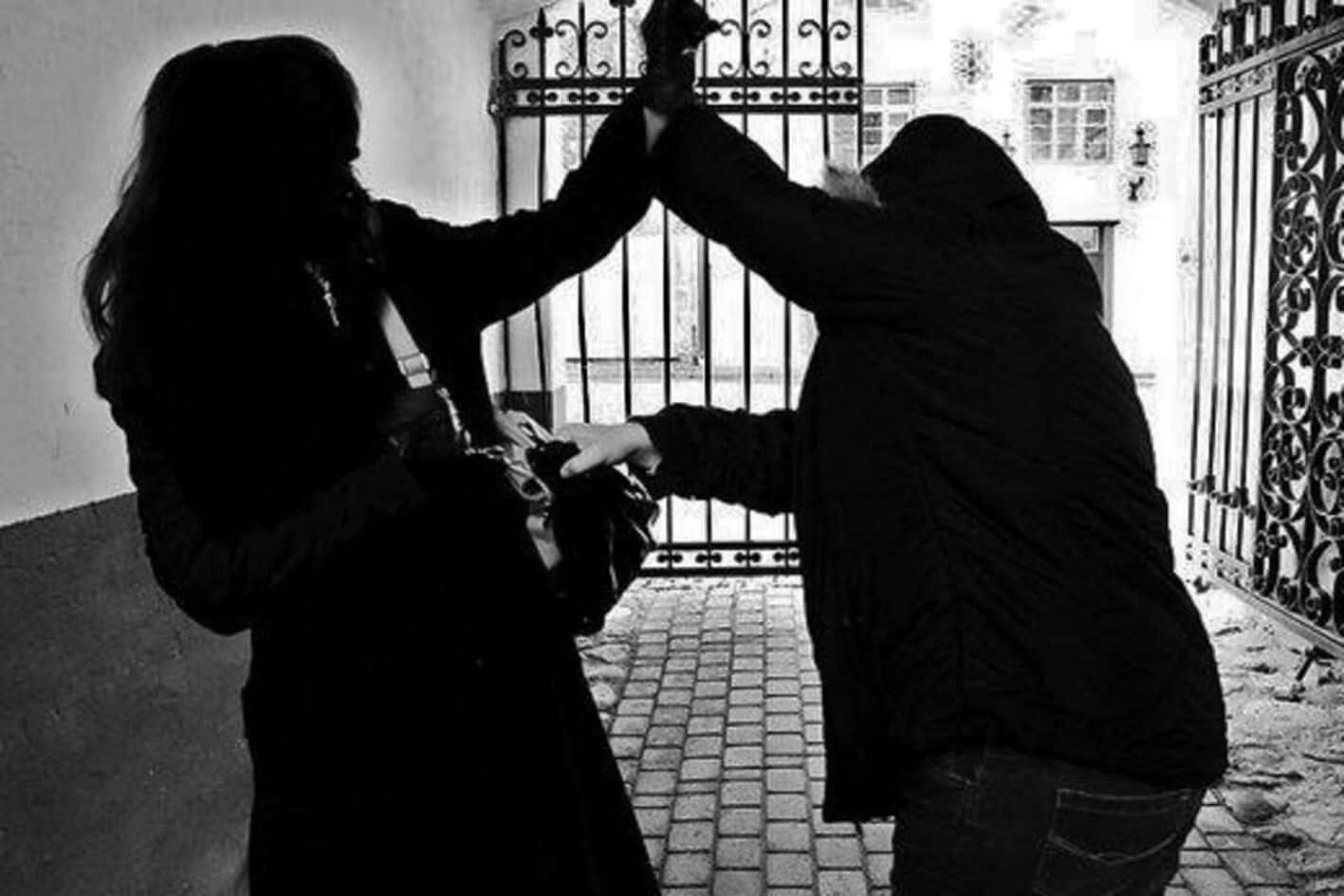 Борьба с преступником