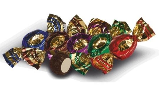 Несколько конфет