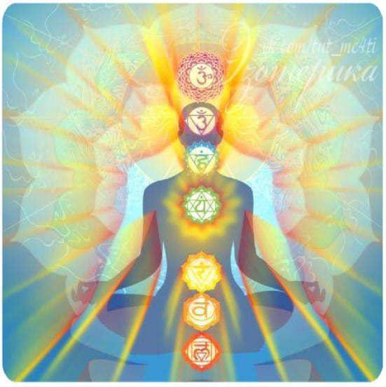 чакровая медитация