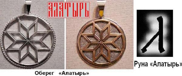 камень алатырь - символика