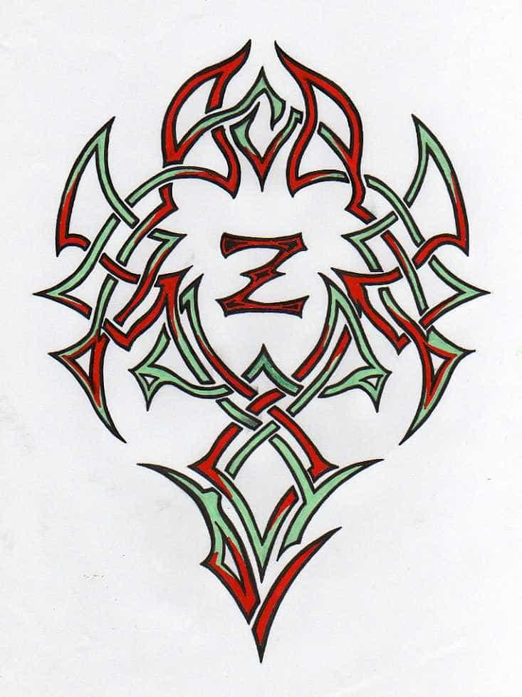 кельтские знаки