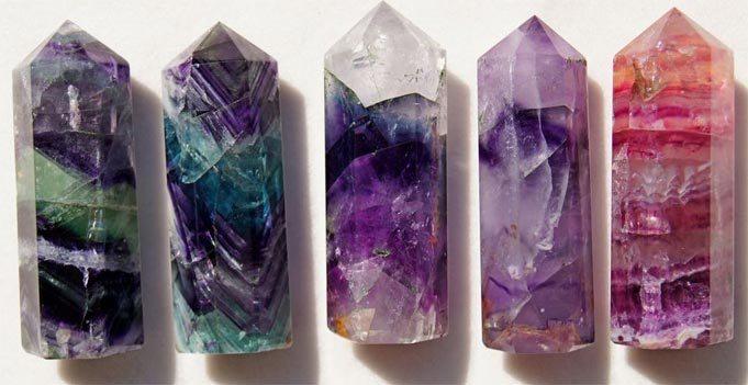 камень флюорит - свойства