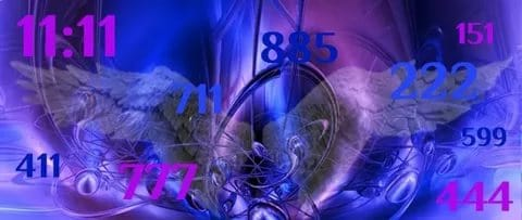 одинаковые числа на часах послания ангелов