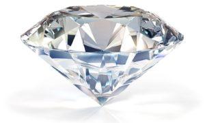 камень алмаз - один из талисманов Рыб