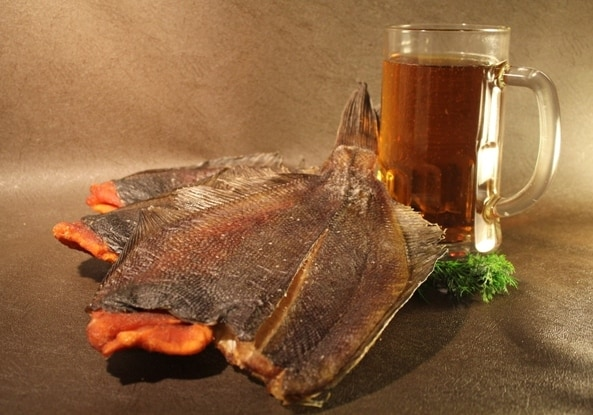 Рыба к пиву