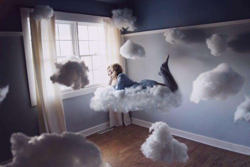 Сонник человек летает во сне