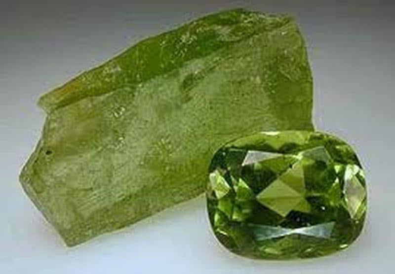 камень перидот - свойства