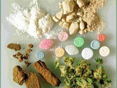 Вилы наркотиков