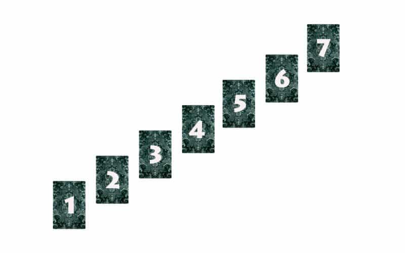расклад семь ступеней