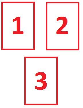гадание на картах таро 3 карты на ситуацию