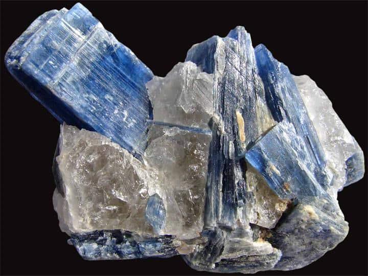 пластинчатые кристаллы