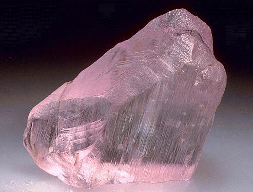 камень кунцит - свойства