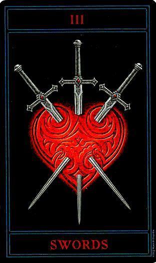 таро варго 7 мечей