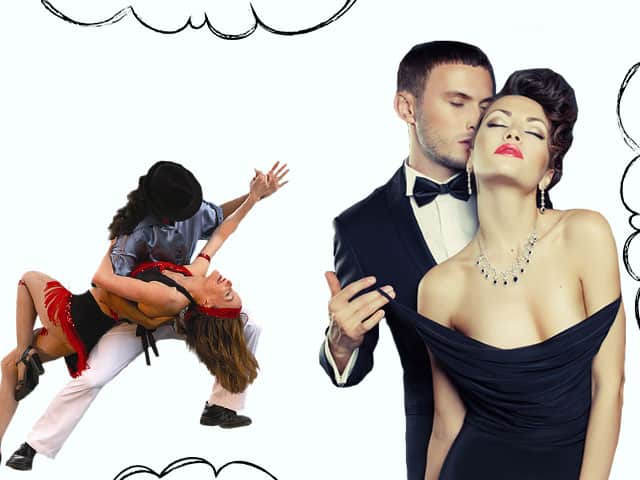 Видеть во сне танец с мужчиной — что предвещает сновидение