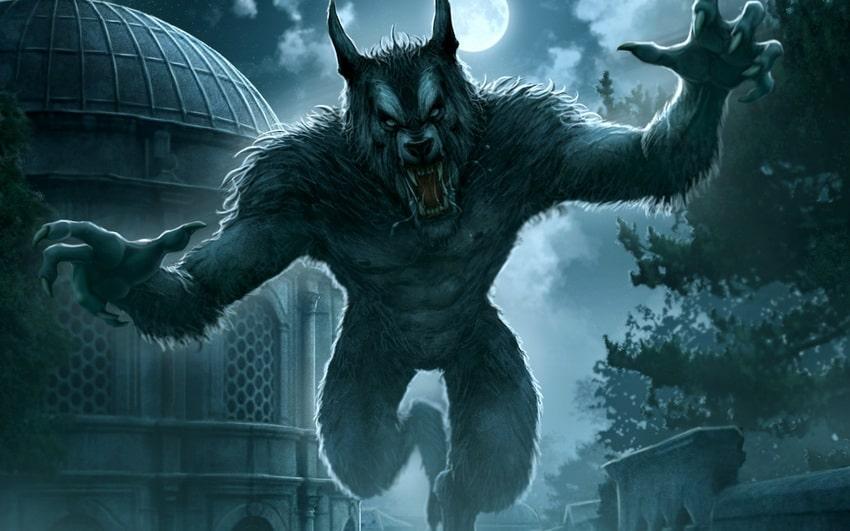 Мифический волк