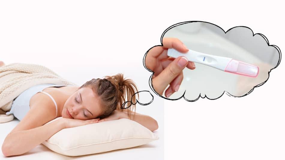К чему снится беременность - токование по разным сонникам