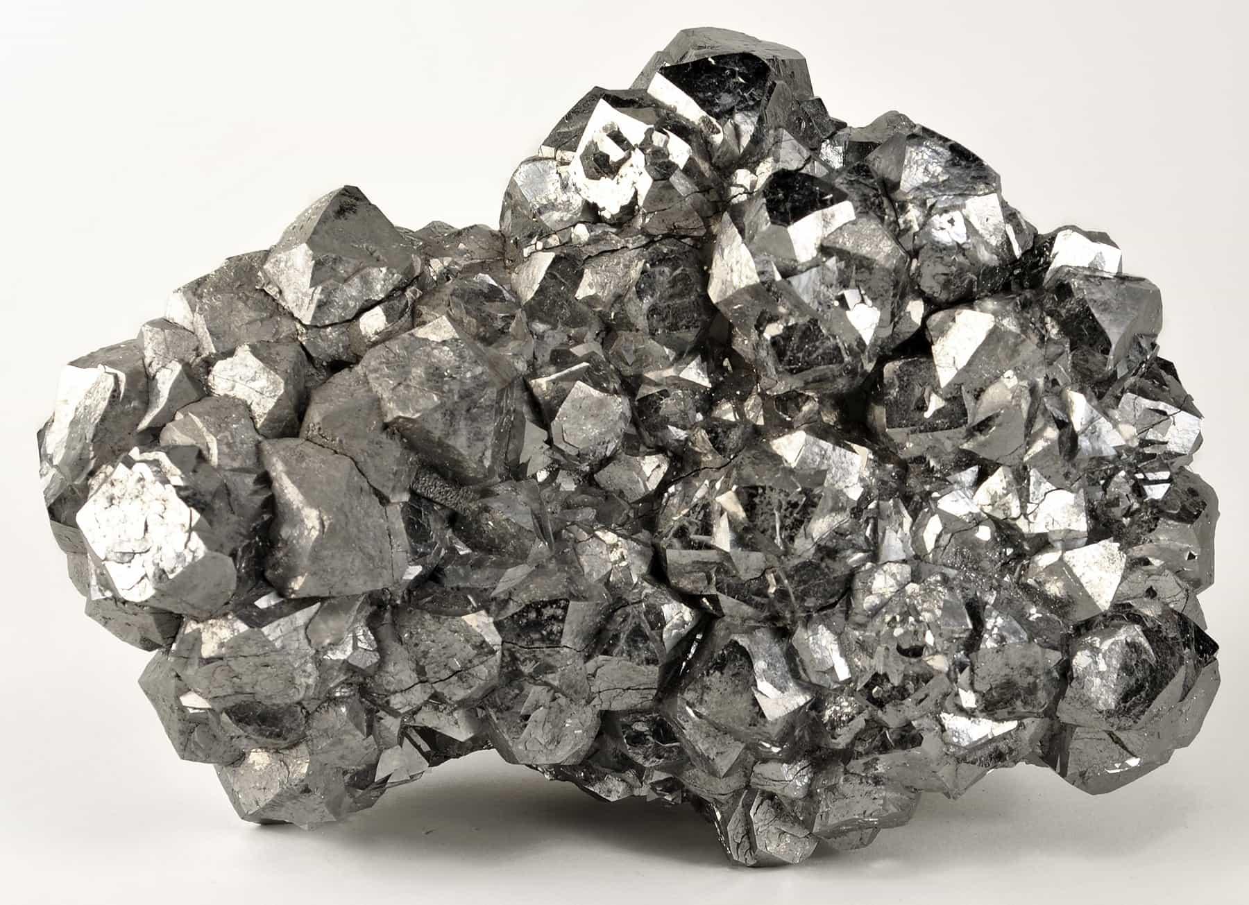 Кусок серебра