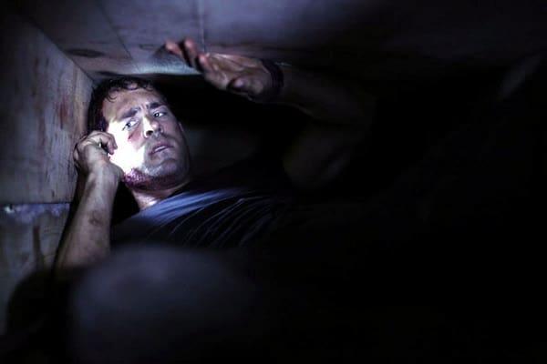 Мужик в гробу