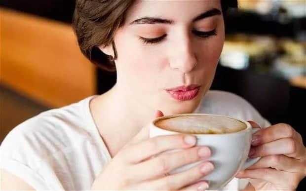 Приготовленное кофе