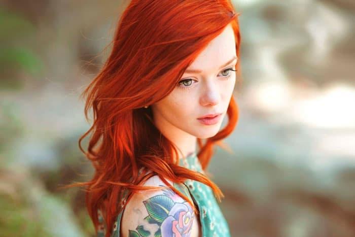 Во сне рыжие волосы видеть