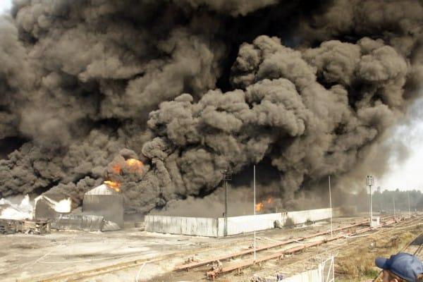 Много дыма