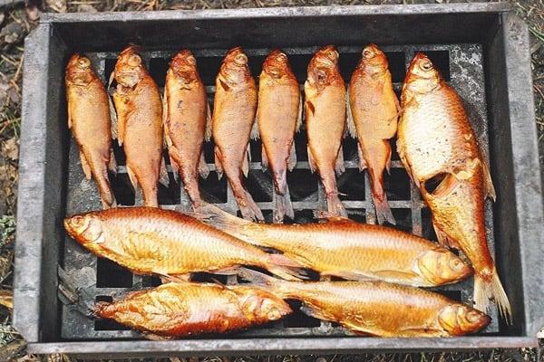 Готовка рыбы