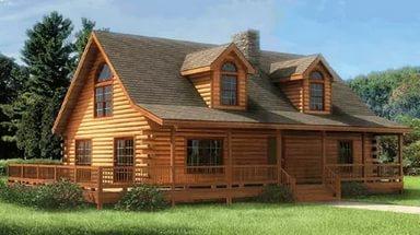 Видеть во сне новый деревянный дом