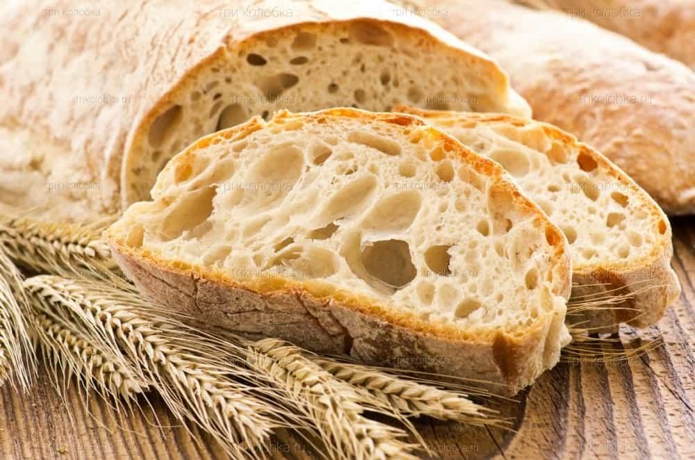 Пушистый хлеб
