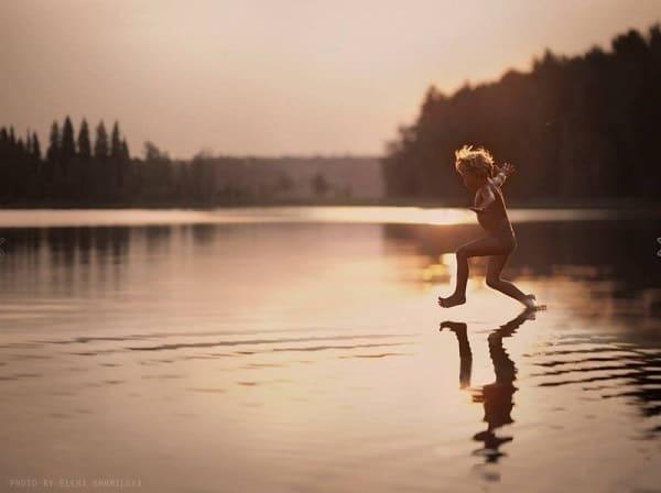 Бегать по воде