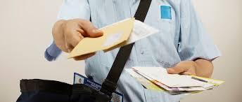 Раздача писем