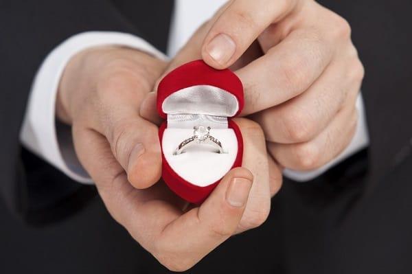 Кольцо как подарок