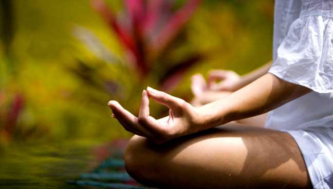 медитация и покой
