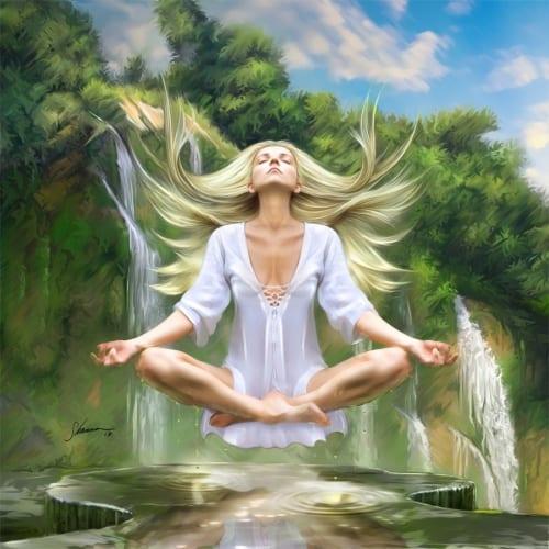медитация покоя