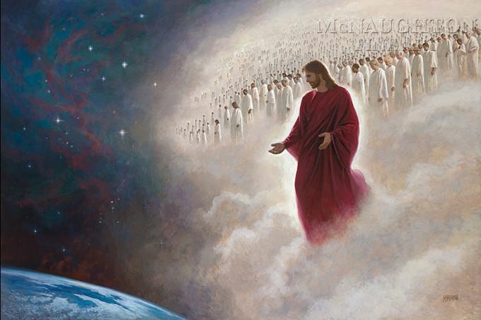 пришествие христа пророчества