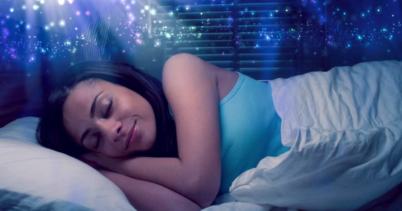 простая медитация перед сном