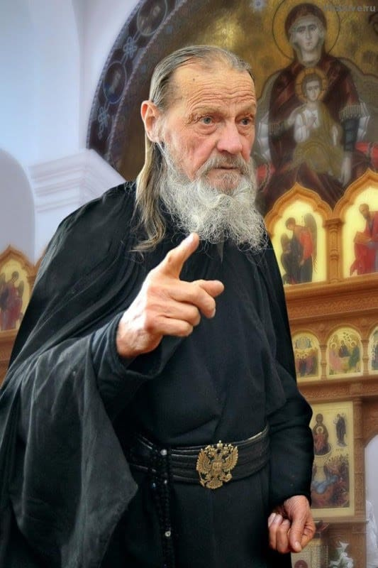Пророчества старца Ионы - биография и миссионерская деятельность